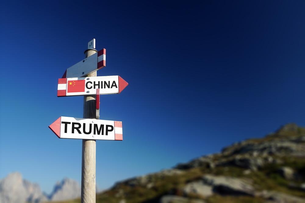 Trump schießt wieder scharf gegen China