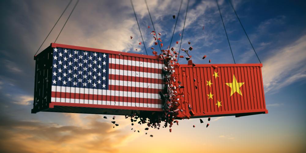 Handelsstreit: China lässt die Muskeln spielen