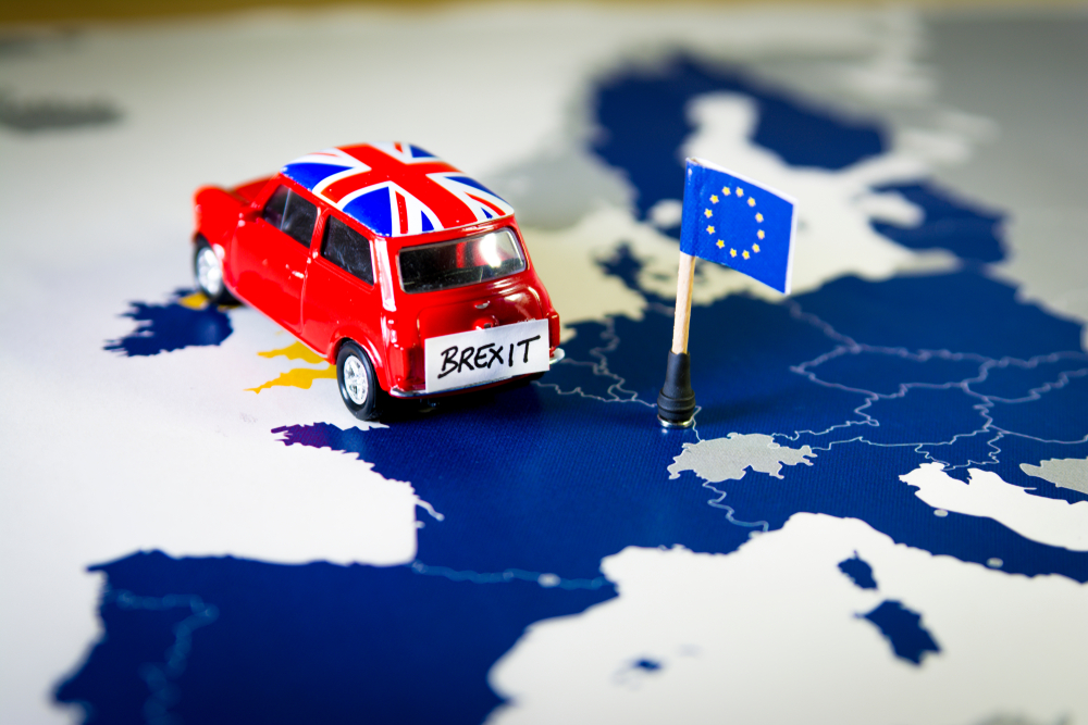 Achtung! Heute startet Brexit-Boris