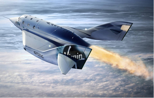 Es geht los: Virgin Galactic erobert Weltraum