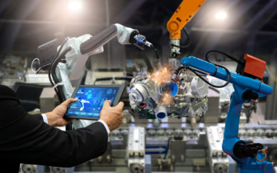 Industrie 4.0: Die Innovationswelle rollt