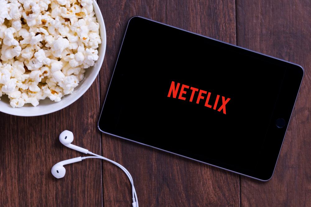 Netflix mit starkem Comeback