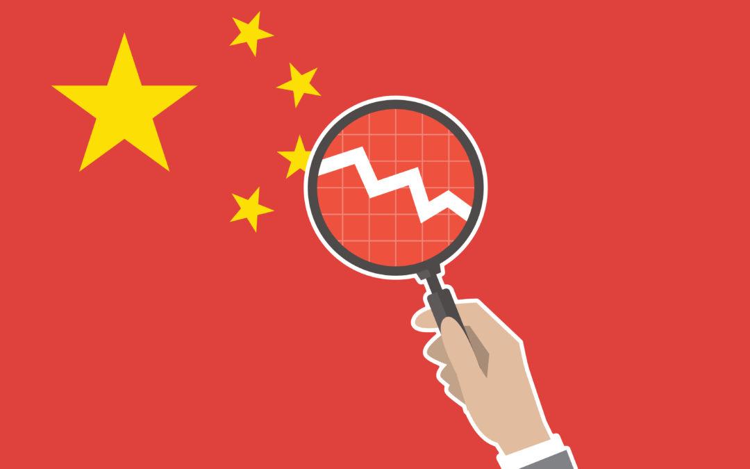 Crash in China – Gesamtmark dennoch stabil
