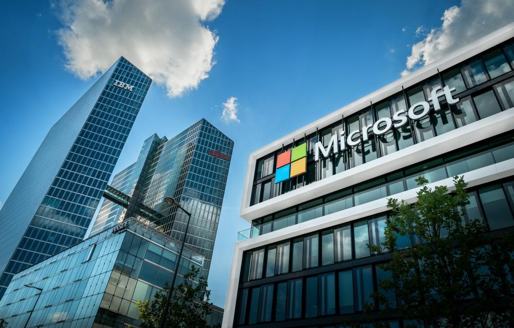 Wie Phoenix aus der Asche: Microsoft erfindet sich neu