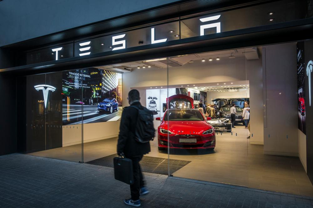 Tesla treibt eine ganze Branche vor sich her