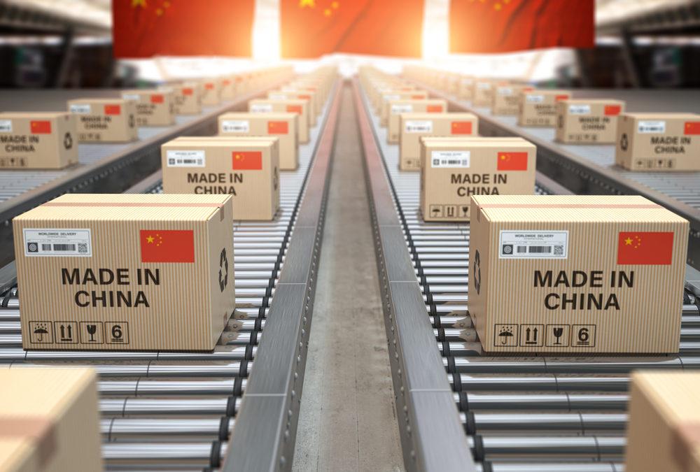 Erleichterung: China fährt wieder hoch