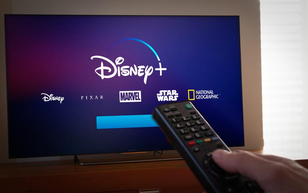Disney fordert Netflix und Amazon heraus