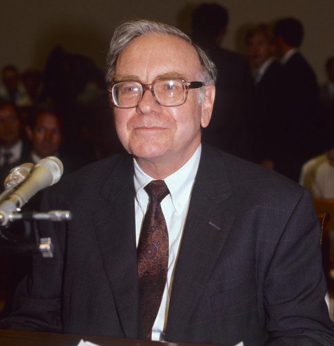 Warren Buffett sagt schwere Zeiten voraus