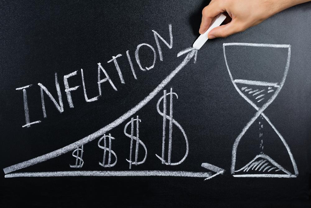 Das Gespenst der Inflation geht um