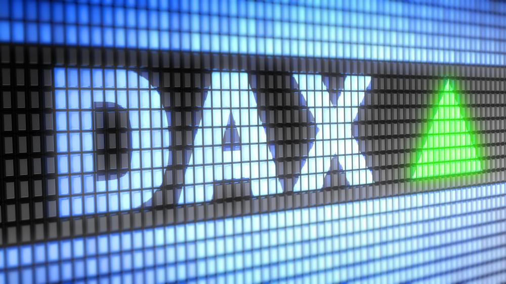 DAX holt sich 12.000 Punkte zurück