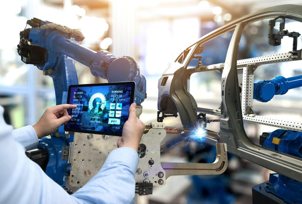 Die Revolution in der Auto-Industrie ist in vollem Gange