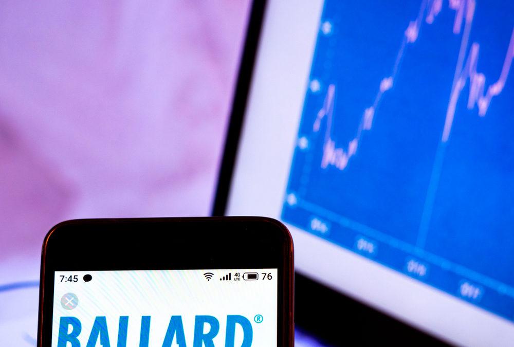 Ballard Power vor gewaltigem Kursrutsch?