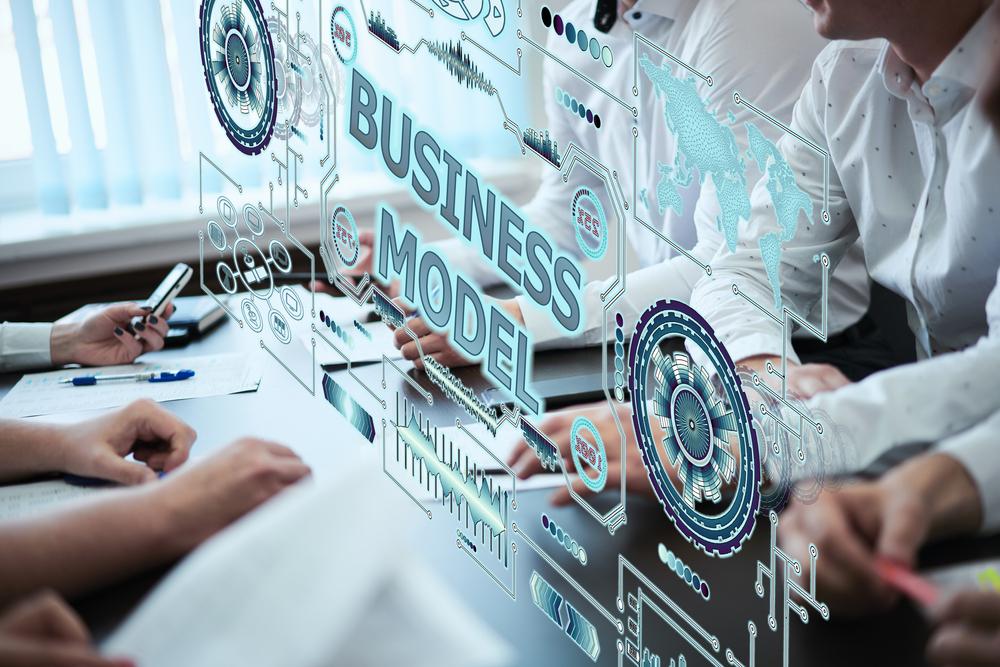 Investieren Sie in ideen-intensive Geschäftsmodelle