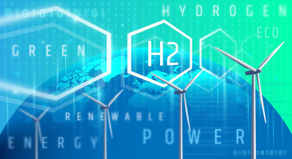 Es wird ernst: Die Wasserstoff-Blöcke formieren sich