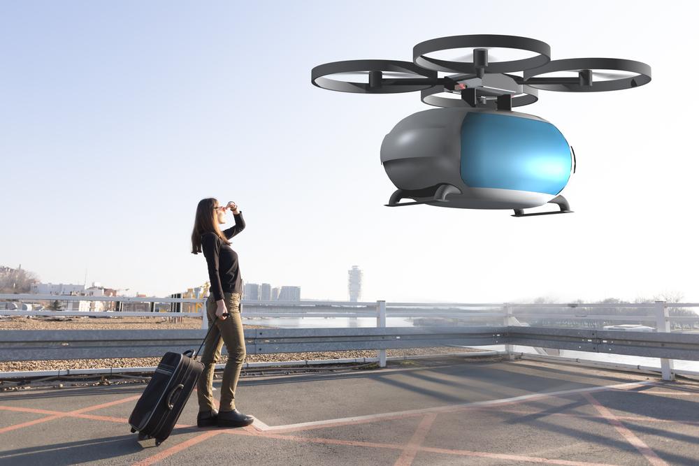 Disruption: Jetzt mit dem Flugtaxi abheben
